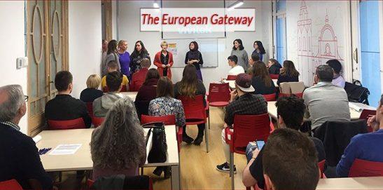 INTER participa en «The European Gateway»