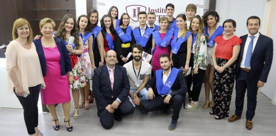 Graduación alumnos INTER Enfermería Semipresencial de Mañanas