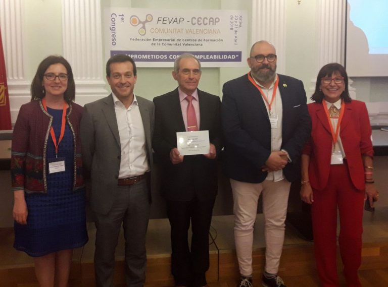 Instituto INTER premio CECAPCV