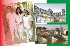 Ciclo Grado Medio Auxiliar de Enfermería con Prácticas en Valencia e Italia