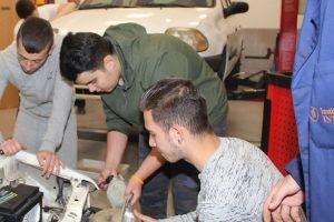 Mantenimiento de Sistemas Eléctricos y Electrónicos de Vehículos