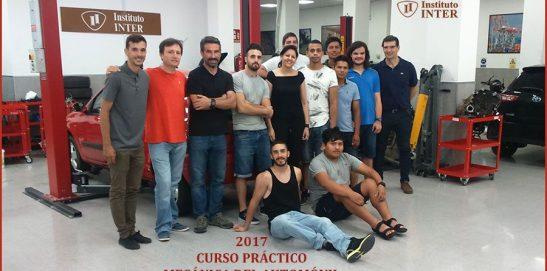 Finalización dos cursos de Mecánica Práctica