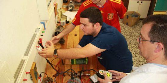 Curso electricidad industrial para Valencia y Castellón
