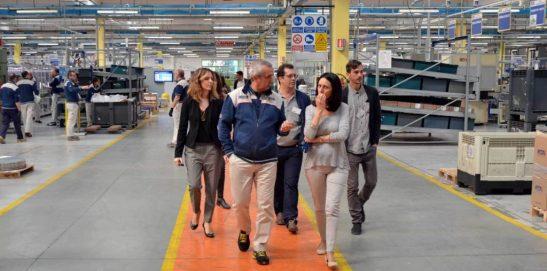 VISITA A EMPRESAS Y CENTROS DOCENTES ITALIANOS