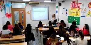 LOS TCA EN LA EDUCACIÓN INFANTIL