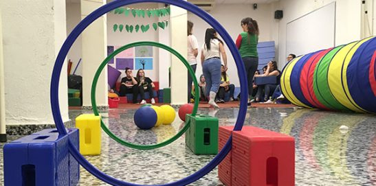 Aula Psicomotricidad Ed. Infantil Inst. INTER