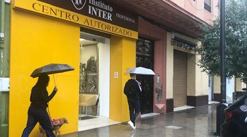 Alerta por temporal en Valencia