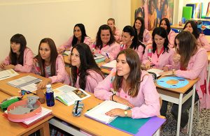 Aula de INTER Educación Infantil