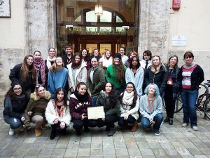 Ciclo Ed. Infantil INTERcolabora con Cáritas a través de mercadillo solidario