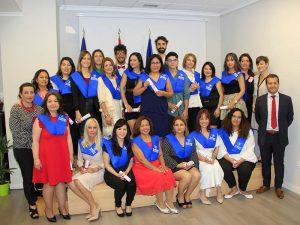 5_Graduación CFGM Aux. Enfermería Promoción 2016-18 Instituto INTER Grupo5