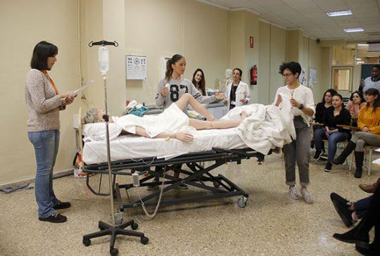 11_Higiene del paciente Aux Enfermería INTER