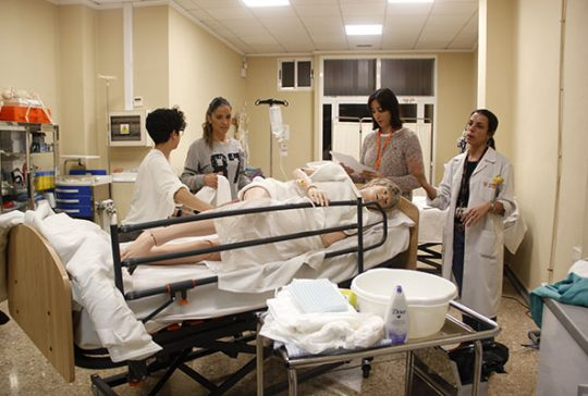 16_Higiene del paciente Aux Enfermería INTER
