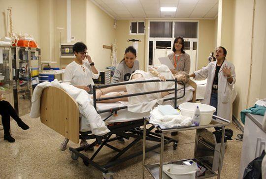 17_Higiene del paciente Aux Enfermería INTER