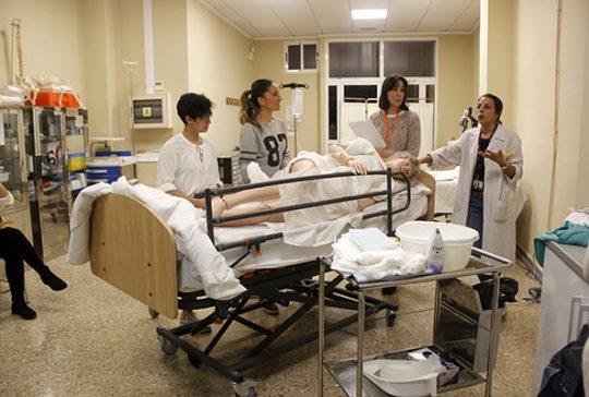 18_Higiene del paciente Aux Enfermería INTER