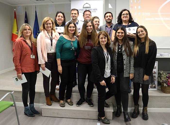Participantes del Proyecto Erasmus+ Culinary