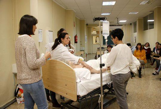 9_Higiene del paciente Aux Enfermería INTER