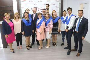 2_Graduación CFGM Aux. Enfermería Promoción 2016-18 Instituto INTER Grupo2