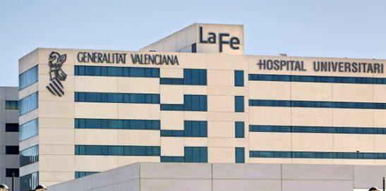 Visita al Biobanco del Hospital La Fe