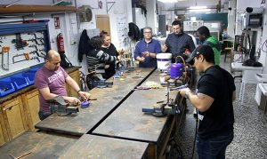 18_Clases Prácticas en taller Fontanería de Instituto INTER