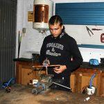 20_Clases Prácticas en taller Fontanería de Instituto INTER