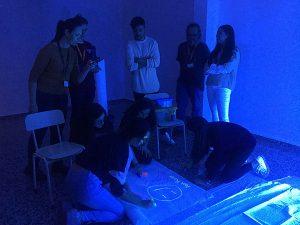 15_Taller luz Ed Infantil INTER, basada en la pedagogía de Reggio Emilia