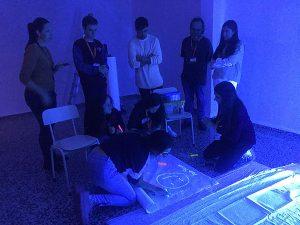 16_Taller luz Ed Infantil INTER, basada en la pedagogía de Reggio Emilia