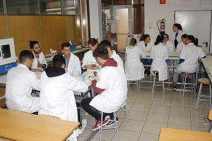 2_Práctica muestras en taller dietética INTER