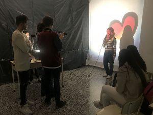 2_Taller luz Ed Infantil INTER, basada en la pedagogía de Reggio Emilia