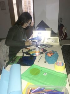 5_Taller luz Ed Infantil INTER, basada en la pedagogía de Reggio Emilia