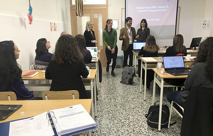 2_Reunión transnacional Erasmus+ en Instituto INTER