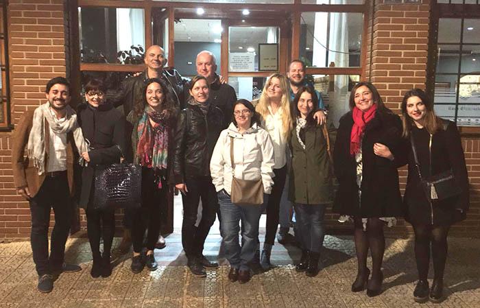 4_Reunión transnacional Erasmus+ en Instituto INTER
