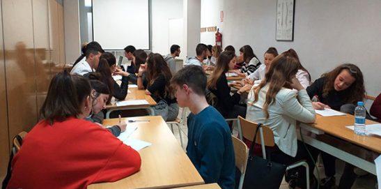 Taller alumnos 2º CFGS Dietética