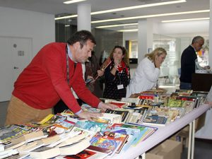 4_Mercadillo literario solidario en INTER