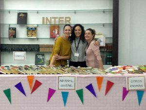 9_Mercadillo literario solidario en INTER