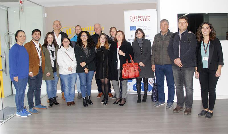 7_Reunión transnacional Erasmus+ en Instituto INTER