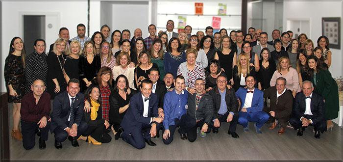 Compañeros Instituto INTER