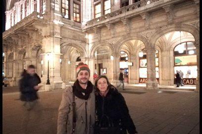 2ª reunión transnacional Erasmus+ KA2 en Viena
