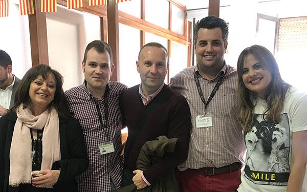 3_Mascletà del jueves 14-3-19 junto a empresas colaboradoras