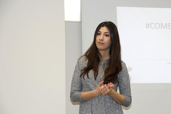 4_Charla Nutirción de Laura Jorge en Instituto INTER
