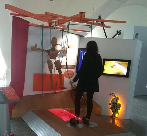 """4INTER visita la exposición """"Érase una vez"""""""