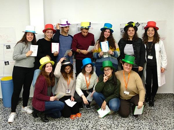 Inst INTER - Resolución de conflictos técnica 6 sombreros de colores_9