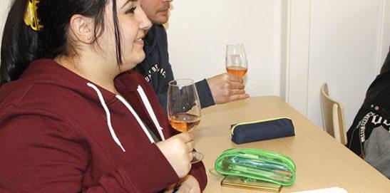 4CP Bar y Cafeteria INTER 2019 - Cata de vinos