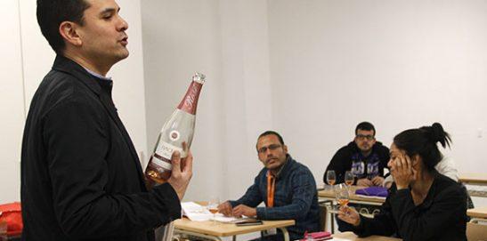 CP Bar y Cafeteria INTER 2019 - Cata de vinos