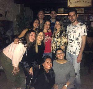 Alumnas de CFGS Higiene Bucodental y Dietética realizan FCTs en Italia