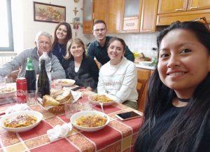 Alumnas de CFGS Higiene Bucodental realizan FCTs en Italia