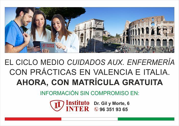 Alumnos INTER Italia