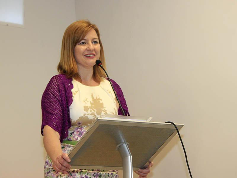 Patricia Company, profesora del CFGS Dietética en Instituto INTER