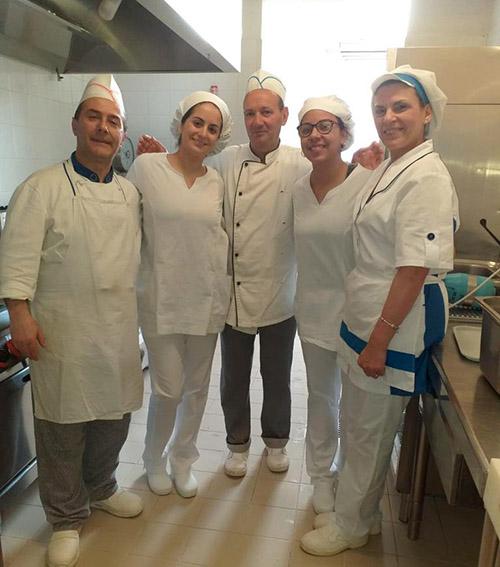Alumnas INTER Dietética realizan las prácticas en hospital italiano