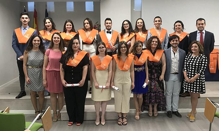 Graduación CFGS Ed. Infantil 2017-19