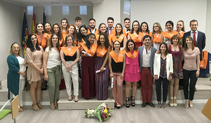 _Graduación Higiene Bucodenal'19 Instituto INTER